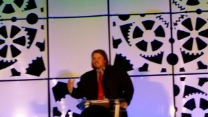 Mark Tauscher at Manufacturing Month Event
