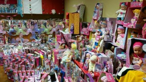 Toys galore at KAPCO's Kids2Kids event