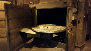 A look at table blasting by EFCO Metal Finishing